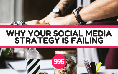 5 reasons your social media strategy is failing 👎🏻