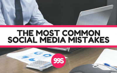 The most common social media mistakes ☠️ to avoid at all costs