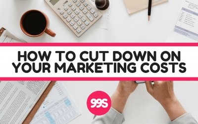 How to cut down marketing costs and make more money