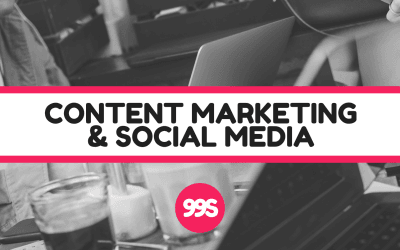 Combining your social media and content strategies