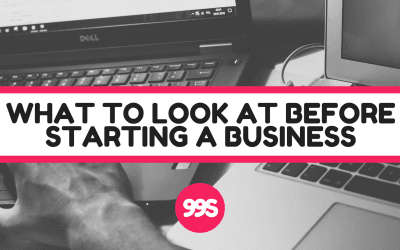 5 things you need to think about before launching a business