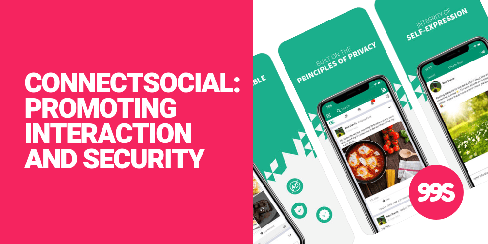 ConnectSocial: Promoting Interaction and Security