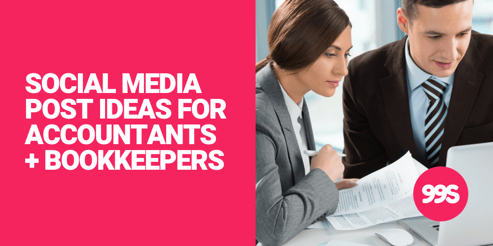 Social media post ideas for  💸 accountants and bookkeepers