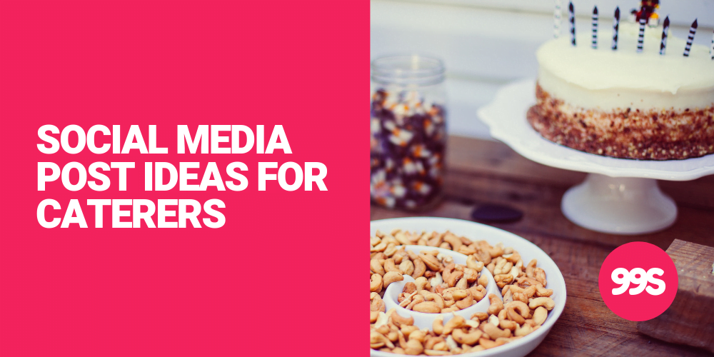 Social media post ideas for caterers 👩‍🍳