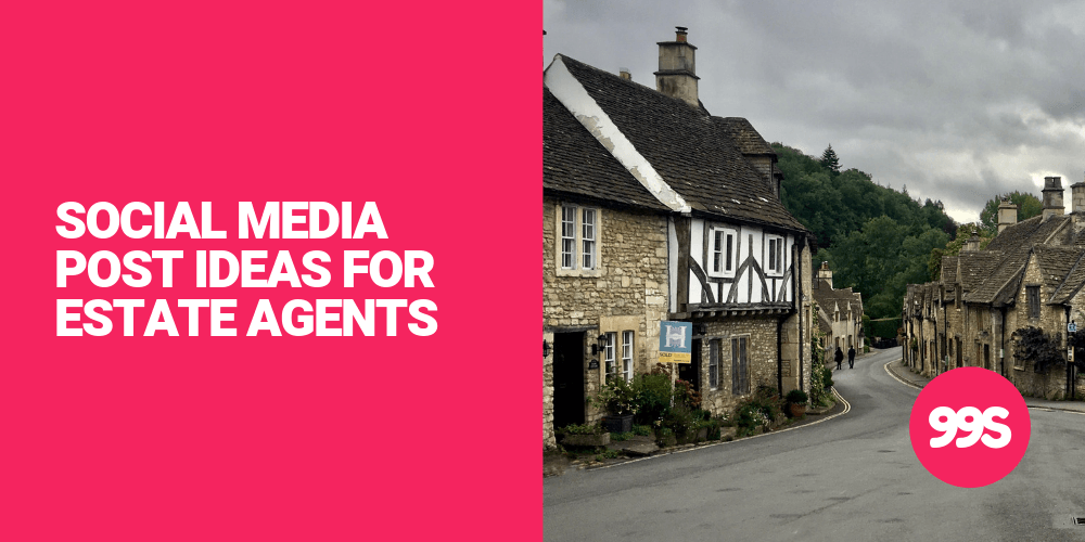 Social media post ideas for estate agents