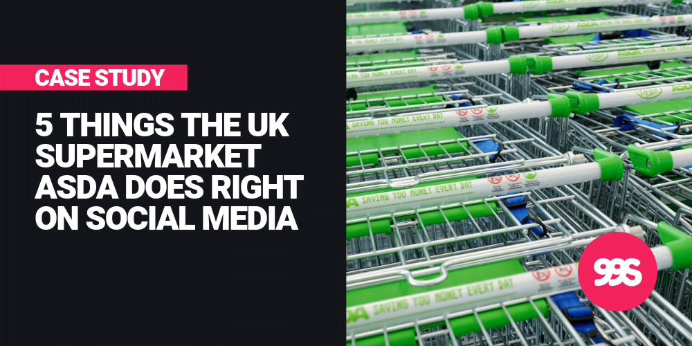 ASDA social media case study: 5 things the supermarket does right