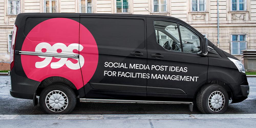 Social media post ideas for facilities management companies
