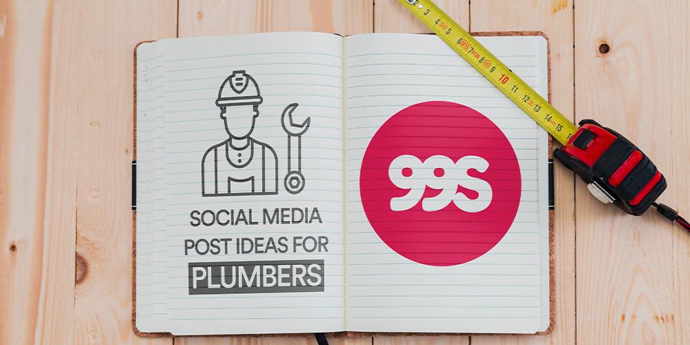 Social media post ideas for plumbers