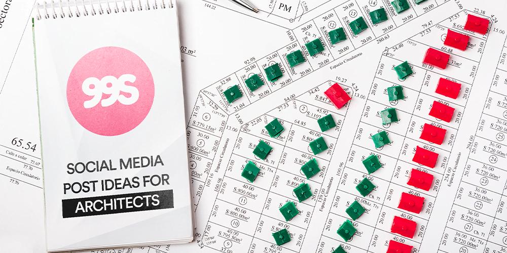 Social media post ideas for architects